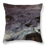 Holy Land: Gethsemane Throw Pillow