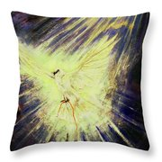 Holy Spirit Throw Pillow