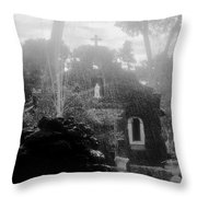 Holy Waters Throw Pillow