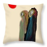 Homage Throw Pillow