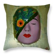 Homage One Throw Pillow