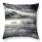 Homage To Stieglitz #2 Throw Pillow
