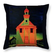 Homage To Walker Evans  Throw Pillow