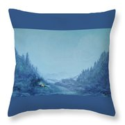 Home And Hearth 3 Throw Pillow
