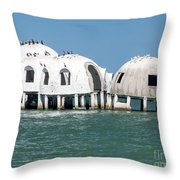 Home Away Throw Pillow