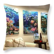 Home Decorations Throw Pillow