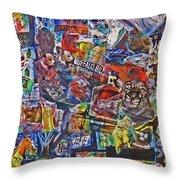 Home IIi Throw Pillow