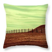 Home Is Never Far Throw Pillow