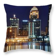 Home Of Ali Throw Pillow