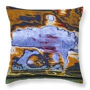 Home On Deranged Throw Pillow
