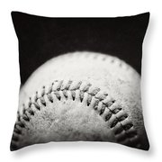 Home Run Ball II  Throw Pillow