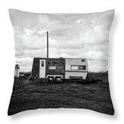 Home Sweet Home North Rustico Prince Edward Island Throw Pillow