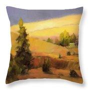 Homeland 2 Throw Pillow