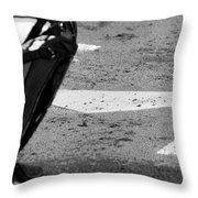 Homeland Security Throw Pillow