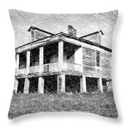 Homestead 1 Throw Pillow