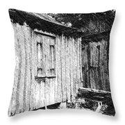 Homestead 3 Throw Pillow