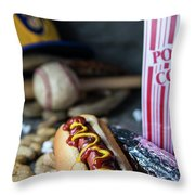 Hometown Team Throw Pillow