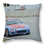 Honda Challenge 802 Throw Pillow