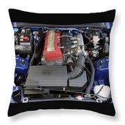 Honda S Throw Pillow