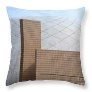 Hong Kong Architecture 13 Throw Pillow