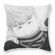 Hongseobi  Throw Pillow
