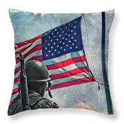 Honor Throw Pillow