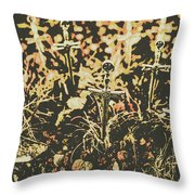 Honor Of The Fallen Throw Pillow