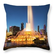 Honor Our Heroes Throw Pillow