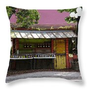 Honor System In The 21st Century Throw Pillow