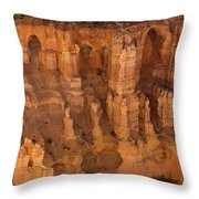 Hoodoo Magic  Throw Pillow