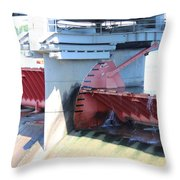 Hoover Dam Westerville Ohio 12 Throw Pillow