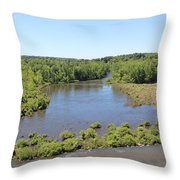 Hoover Dam Westerville Ohio 16 Throw Pillow