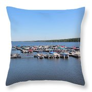 Hoover Dam Westerville Ohio 21 Throw Pillow