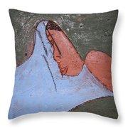 Hope - Tile Throw Pillow