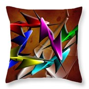 Hope 3 Throw Pillow