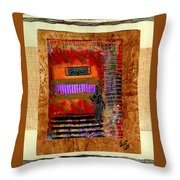 Hope Advocate Throw Pillow
