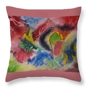 Hope Energy Throw Pillow