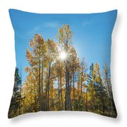 Hope For Fall  Throw Pillow