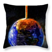 Hope For Home Throw Pillow