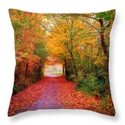Hope Throw Pillow by Jacky Gerritsen