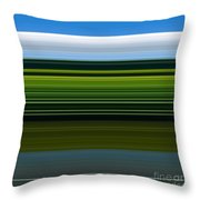 Hope Remains Throw Pillow