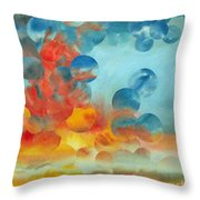 Hope Rising Throw Pillow
