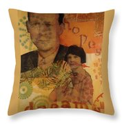 Hopes And Dreams Throw Pillow