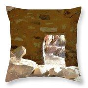 Hopi Door Throw Pillow