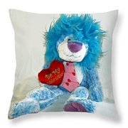 Hoping For Love Throw Pillow