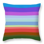 Horizon Throw Pillow