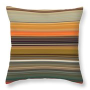 Horizont 2 Throw Pillow