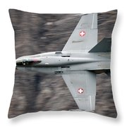 Hornet Throw Pillow