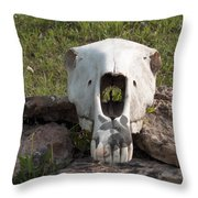 Horse Spirits 2 Throw Pillow