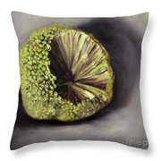 Horseapple Throw Pillow